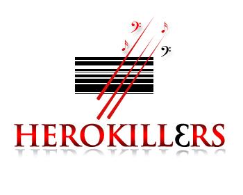 Logo Design by Crystal Desizns - Entry No. 29 in the Logo Design Contest Fun Logo Design for HeroKill3rs.
