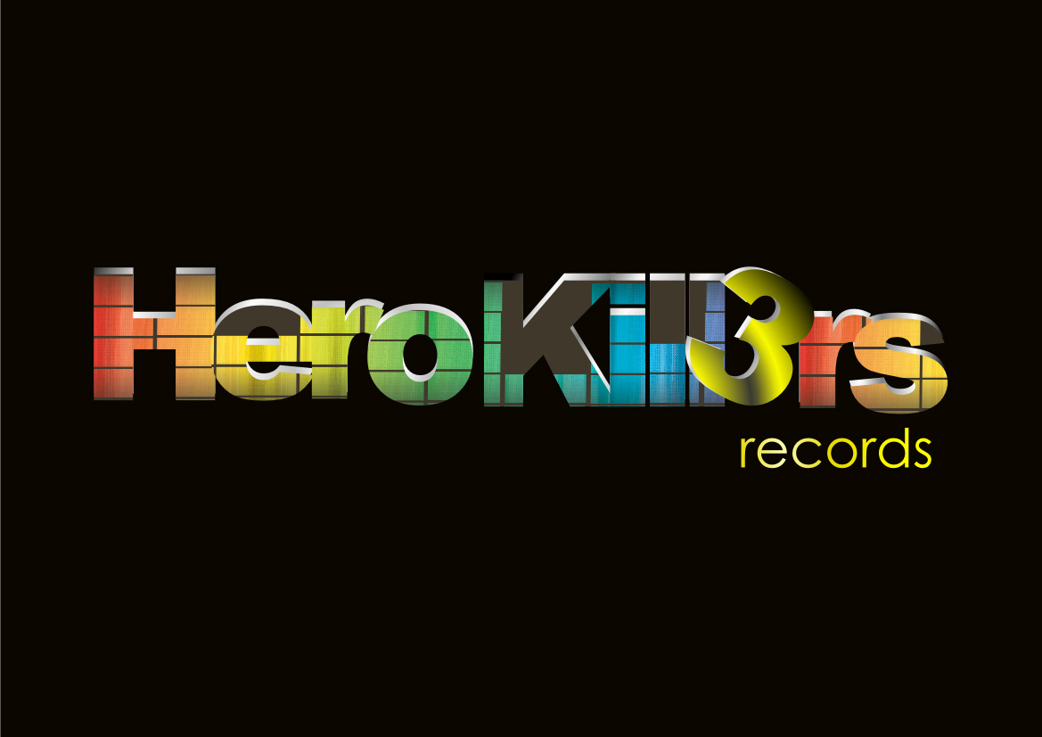 Logo Design by Heri Susanto - Entry No. 31 in the Logo Design Contest Fun Logo Design for HeroKill3rs.