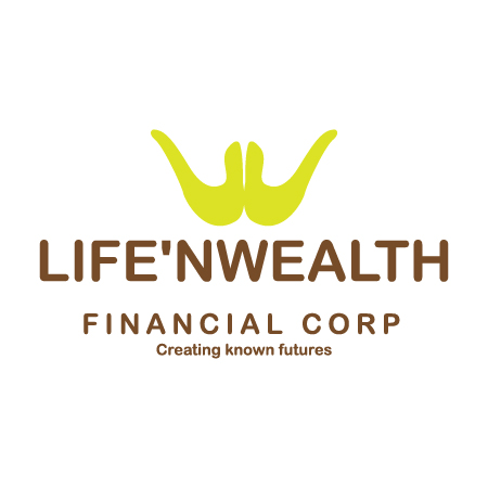 Logo Design by aesthetic-art - Entry No. 39 in the Logo Design Contest Life'nWealth Financial Corp..