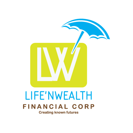 Logo Design by aesthetic-art - Entry No. 40 in the Logo Design Contest Life'nWealth Financial Corp..