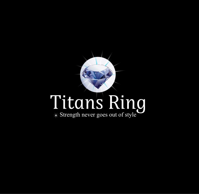 Logo Design by Private User - Entry No. 14 in the Logo Design Contest Inspiring Logo Design for Titans Ring.