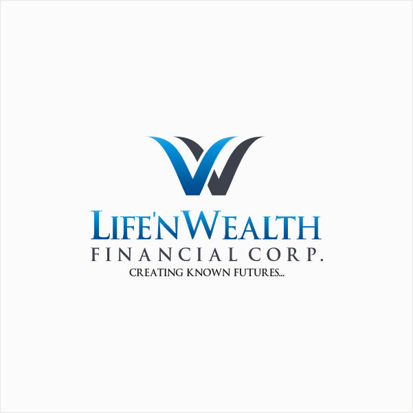 Logo Design by Ddi - Entry No. 42 in the Logo Design Contest Life'nWealth Financial Corp..
