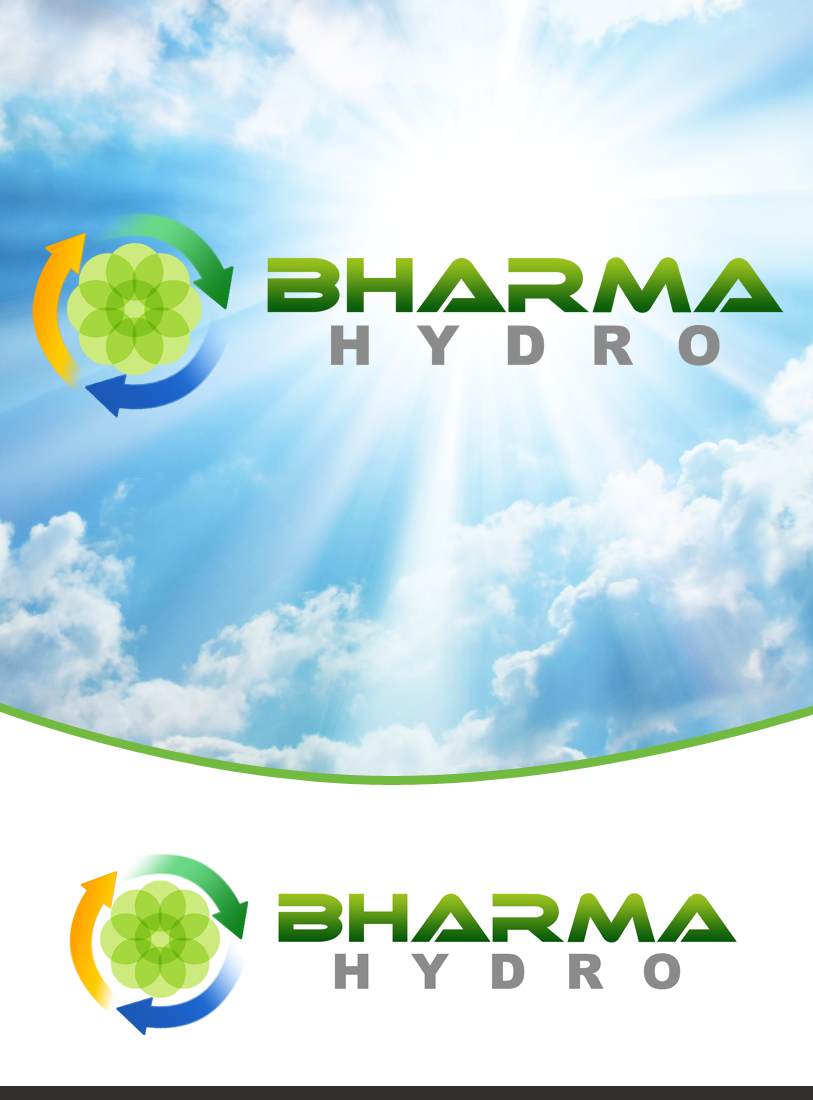 Logo Design by Private User - Entry No. 1 in the Logo Design Contest Creative Logo Design for Bharma Hydro.