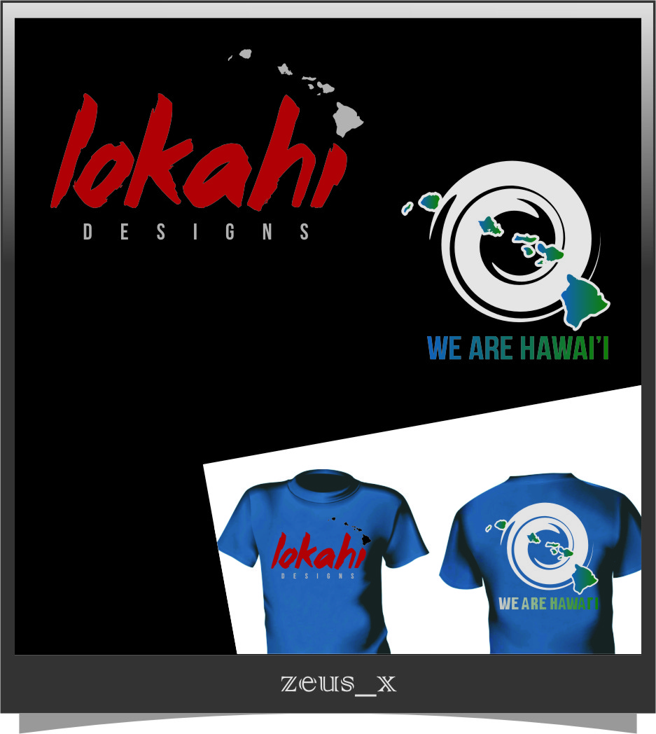 Logo Design by RasYa Muhammad Athaya - Entry No. 2 in the Logo Design Contest Unique Logo Design Wanted for Lokahi Designs.