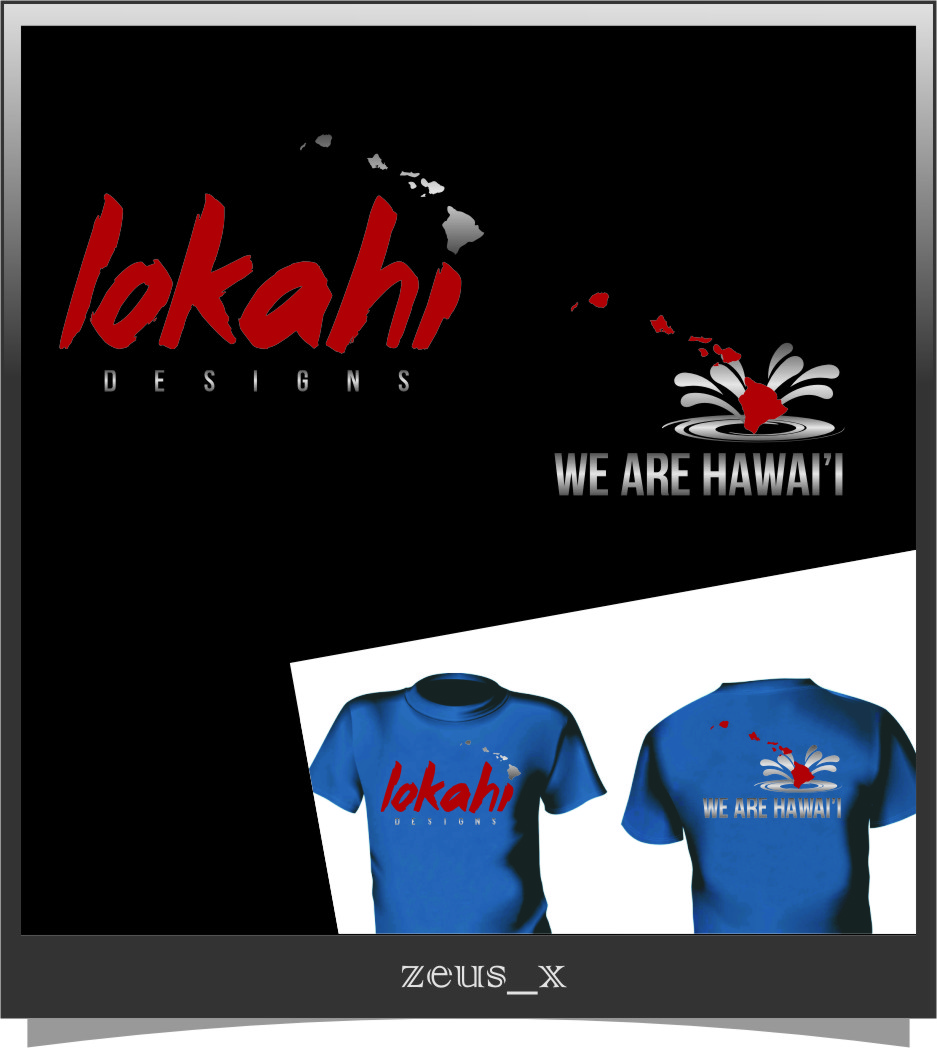 Logo Design by Ngepet_art - Entry No. 3 in the Logo Design Contest Unique Logo Design Wanted for Lokahi Designs.