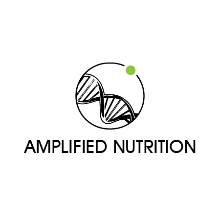 Logo Design by aesthetic-art - Entry No. 42 in the Logo Design Contest Amplified Nutrition.