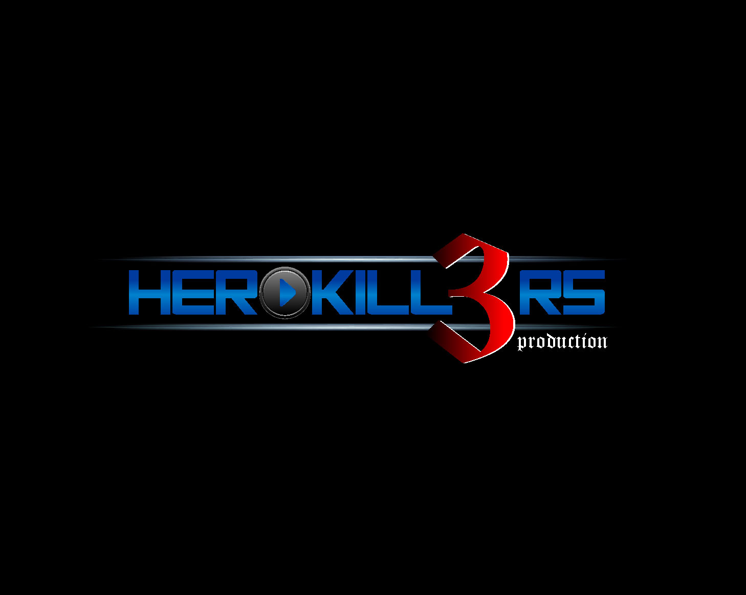 Logo Design by Rowel Samson - Entry No. 41 in the Logo Design Contest Fun Logo Design for HeroKill3rs.