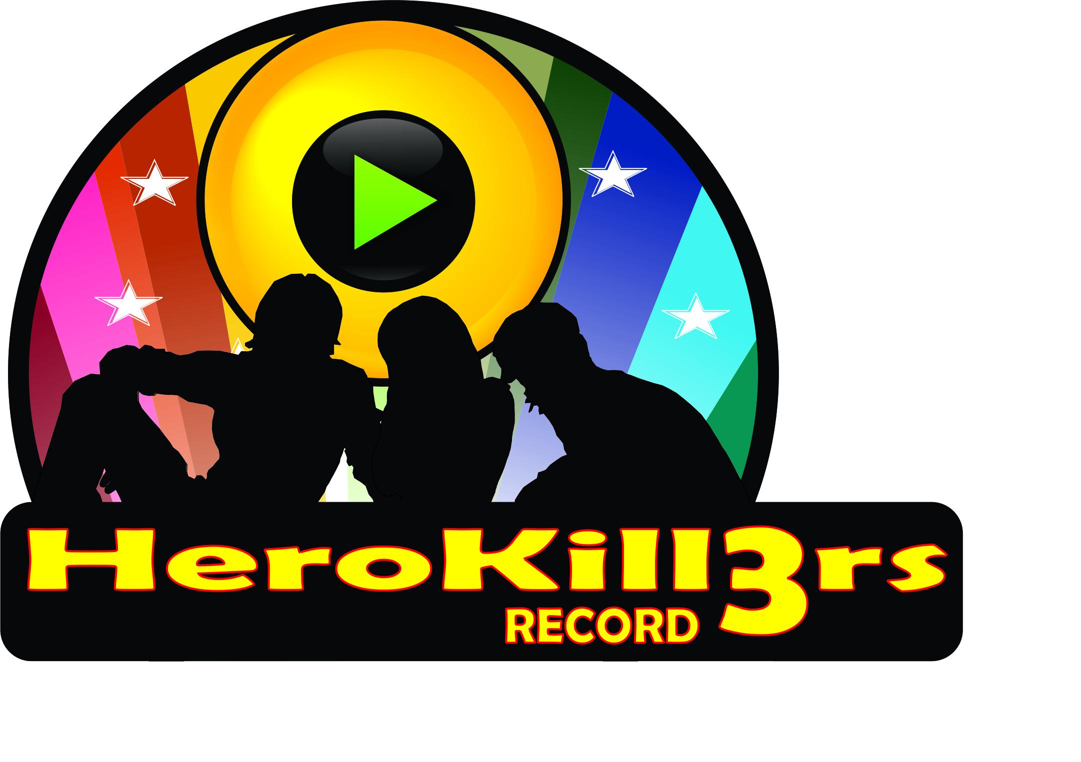 Logo Design by Ari Putranto - Entry No. 46 in the Logo Design Contest Fun Logo Design for HeroKill3rs.