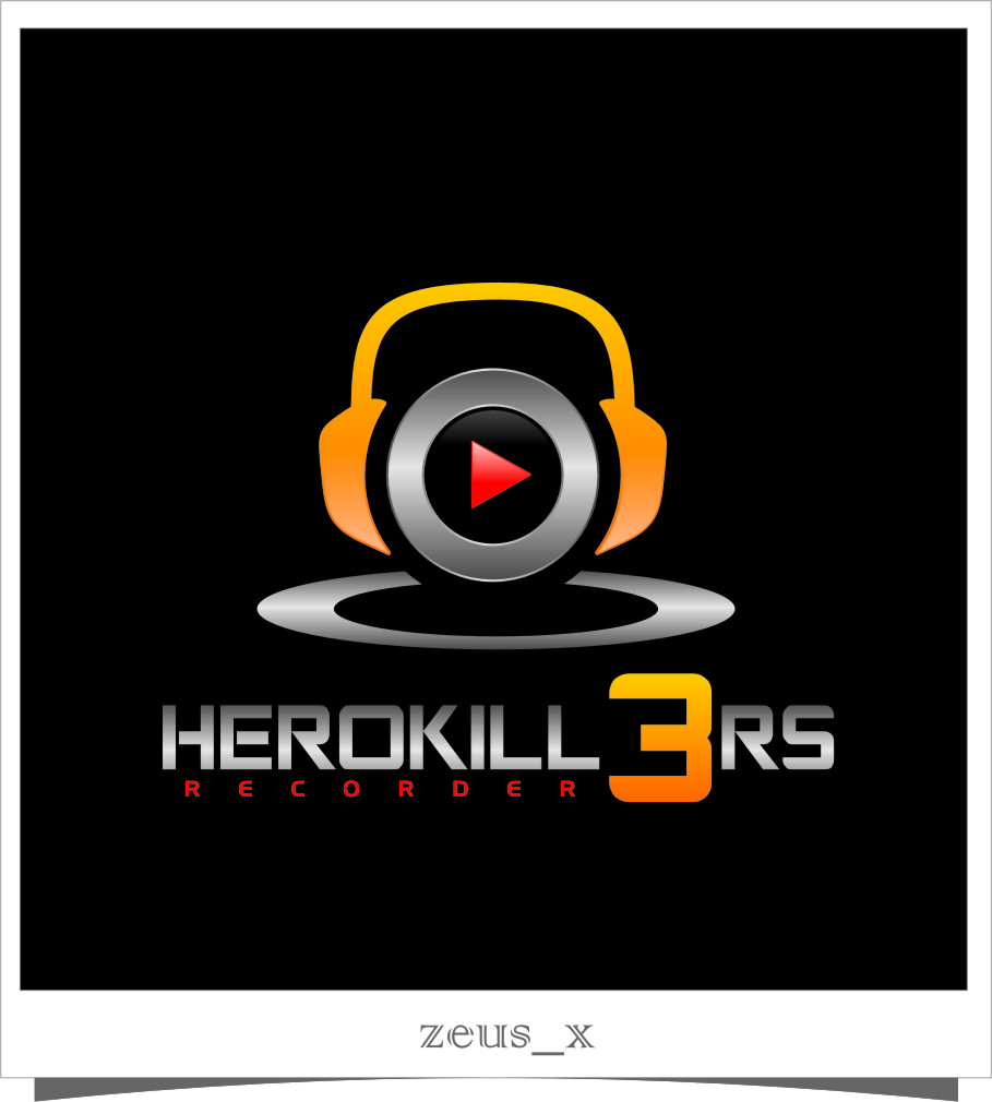 Logo Design by Ngepet_art - Entry No. 51 in the Logo Design Contest Fun Logo Design for HeroKill3rs.