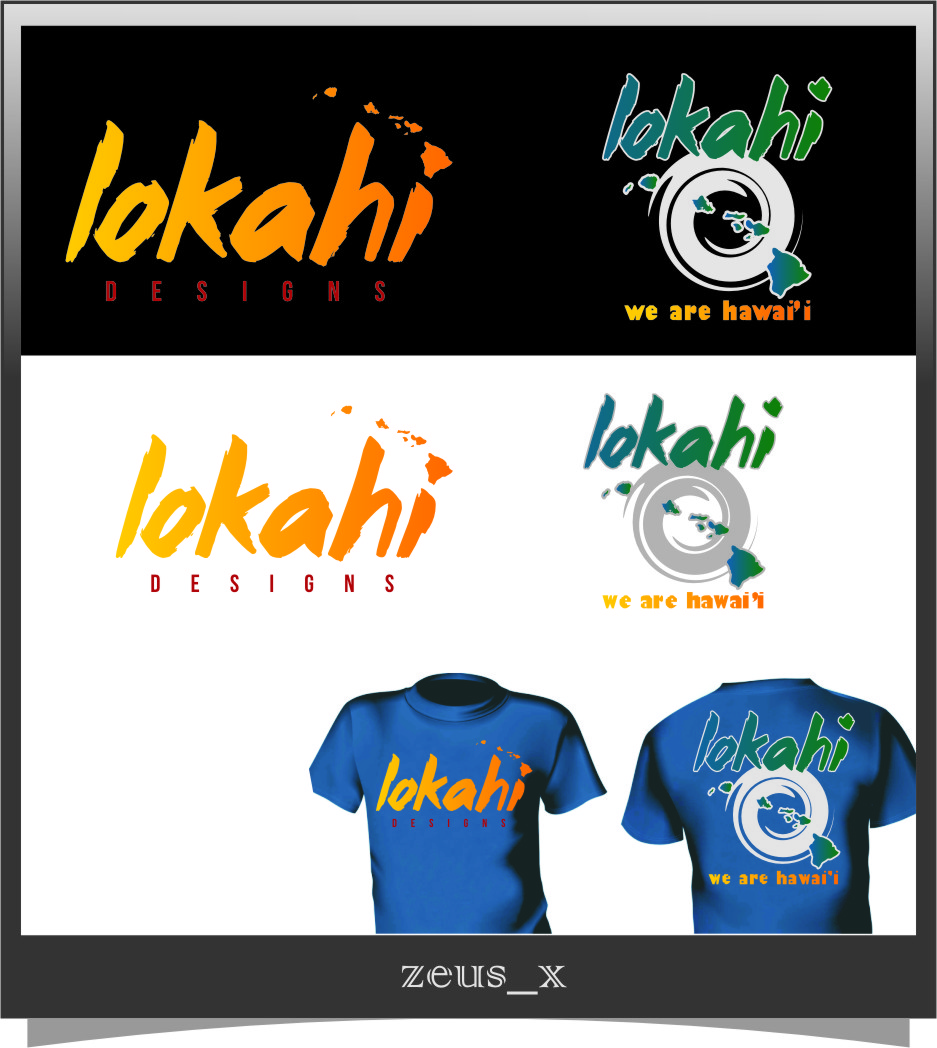 Logo Design by RasYa Muhammad Athaya - Entry No. 5 in the Logo Design Contest Unique Logo Design Wanted for Lokahi Designs.