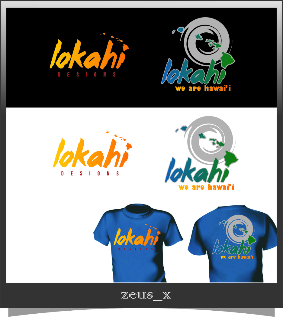 Logo Design by RasYa Muhammad Athaya - Entry No. 6 in the Logo Design Contest Unique Logo Design Wanted for Lokahi Designs.