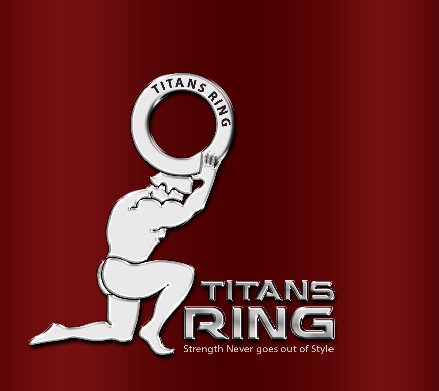 Logo Design by Arun Prasad - Entry No. 21 in the Logo Design Contest Inspiring Logo Design for Titans Ring.