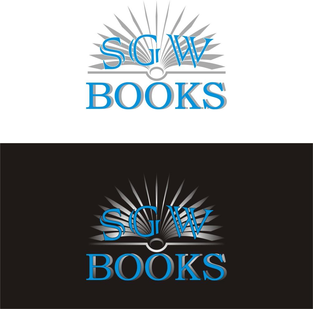 Logo Design by Korsunov Oleg - Entry No. 11 in the Logo Design Contest SGW Books Logo Design.