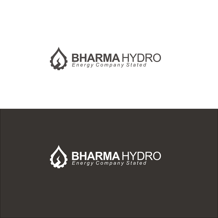Logo Design by Think - Entry No. 11 in the Logo Design Contest Creative Logo Design for Bharma Hydro.