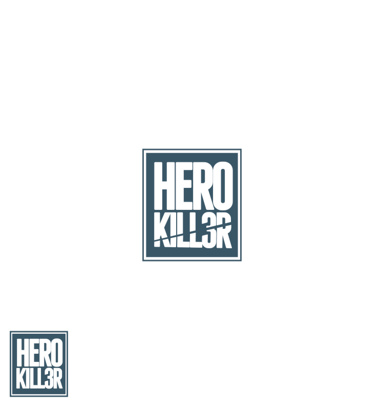 Logo Design by Kojiro Hyuga - Entry No. 61 in the Logo Design Contest Fun Logo Design for HeroKill3rs.