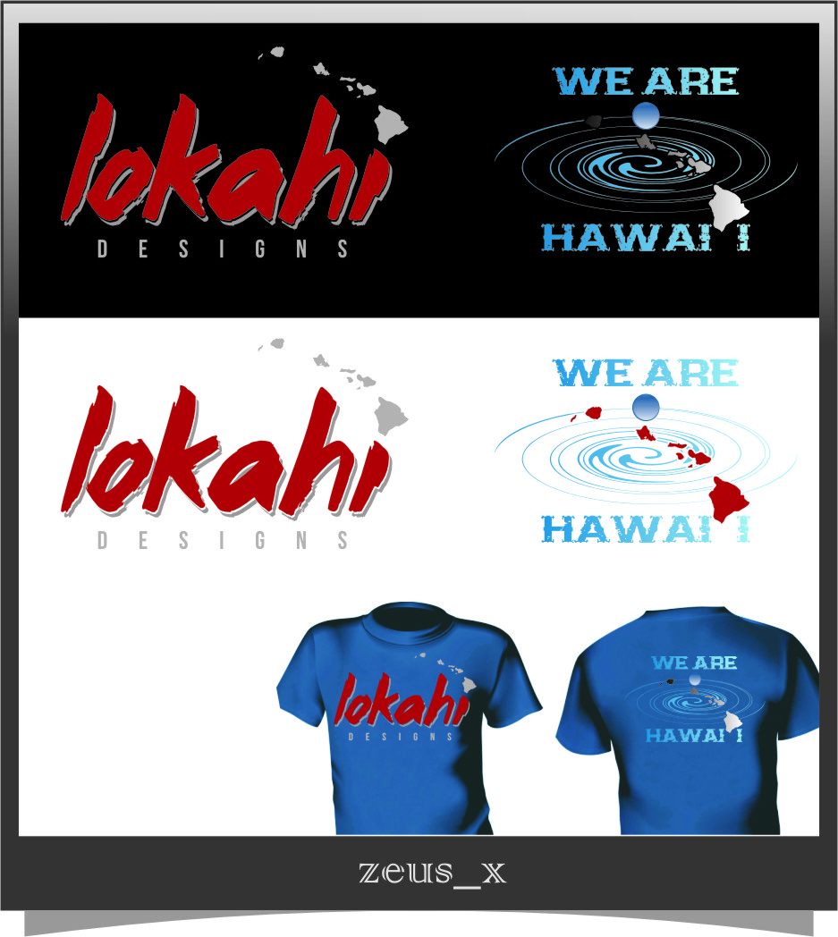 Logo Design by Ngepet_art - Entry No. 9 in the Logo Design Contest Unique Logo Design Wanted for Lokahi Designs.