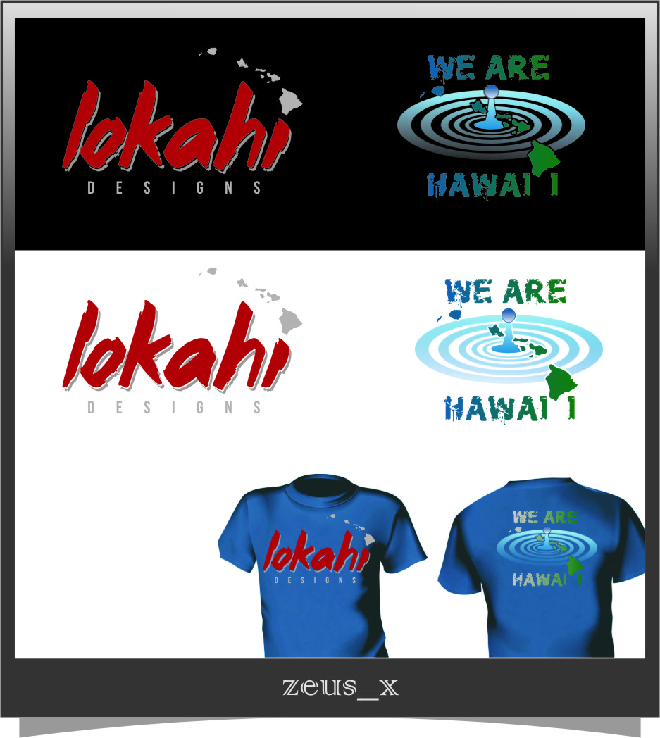 Logo Design by RasYa Muhammad Athaya - Entry No. 11 in the Logo Design Contest Unique Logo Design Wanted for Lokahi Designs.