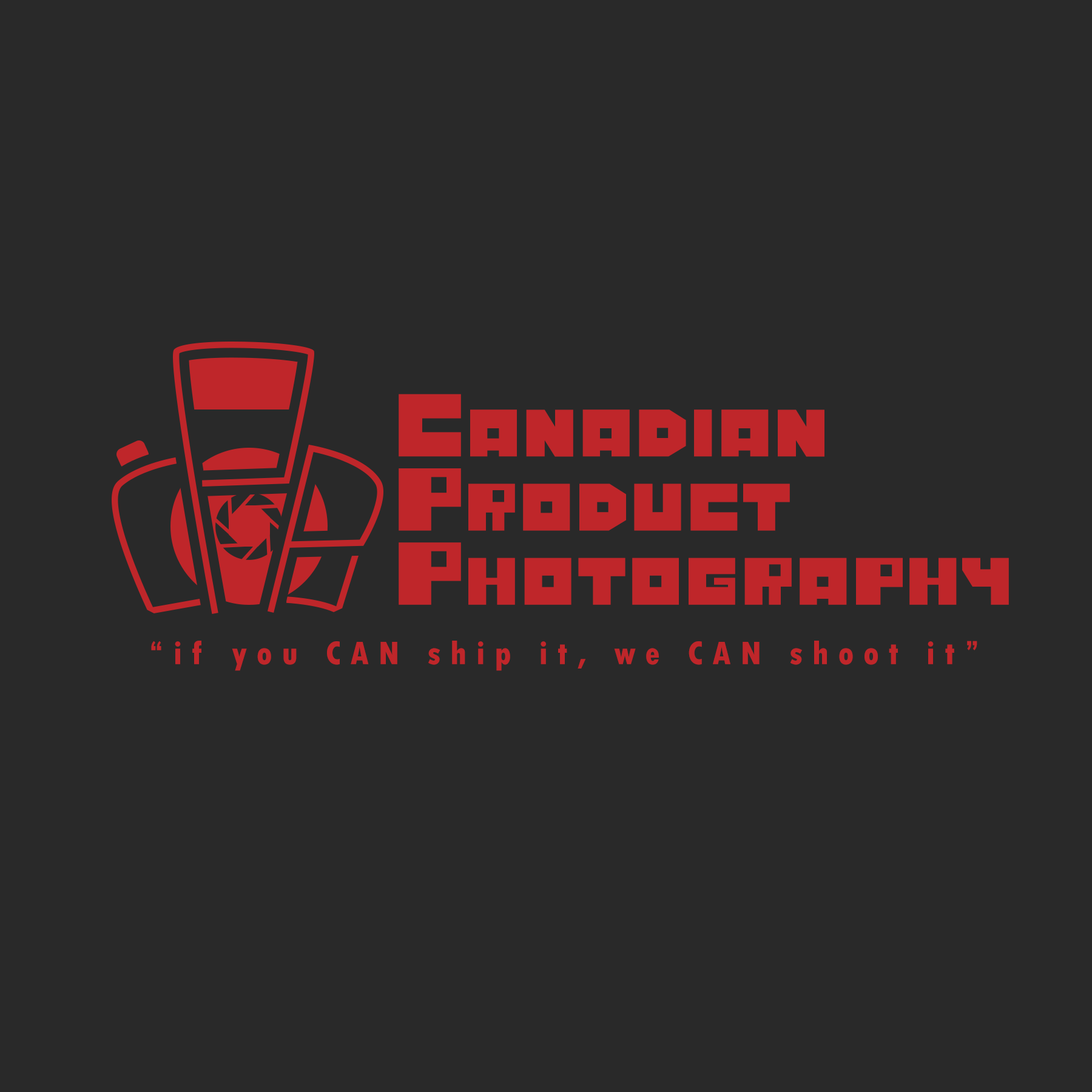 Logo Design by Lemuel Arvin Tanzo - Entry No. 7 in the Logo Design Contest Artistic Logo Design for Canadian Product Photography.