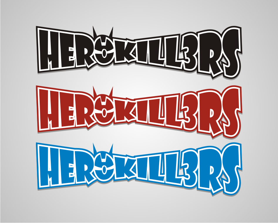 Logo Design by Armada Jamaluddin - Entry No. 63 in the Logo Design Contest Fun Logo Design for HeroKill3rs.