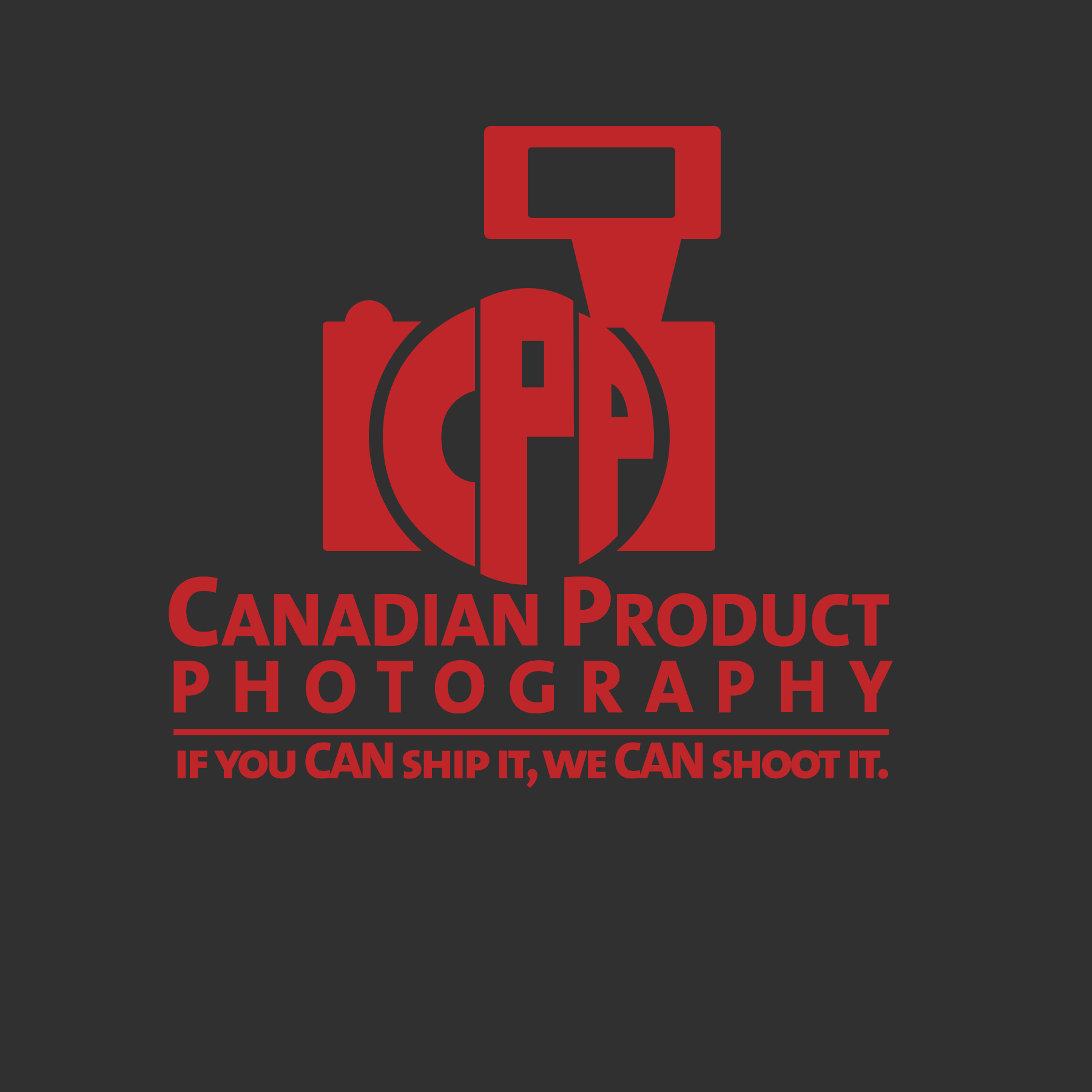 Logo Design by Lemuel Arvin Tanzo - Entry No. 12 in the Logo Design Contest Artistic Logo Design for Canadian Product Photography.