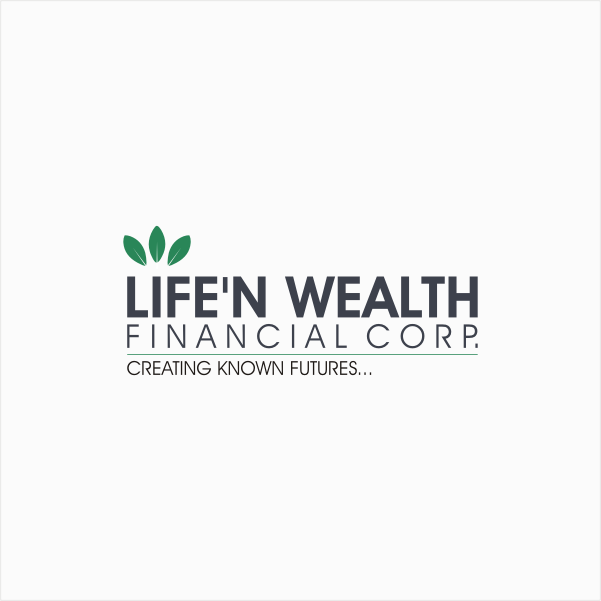 Logo Design by Ddi - Entry No. 44 in the Logo Design Contest Life'nWealth Financial Corp..