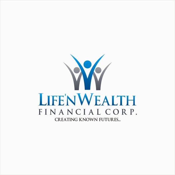 Logo Design by Ddi - Entry No. 45 in the Logo Design Contest Life'nWealth Financial Corp..