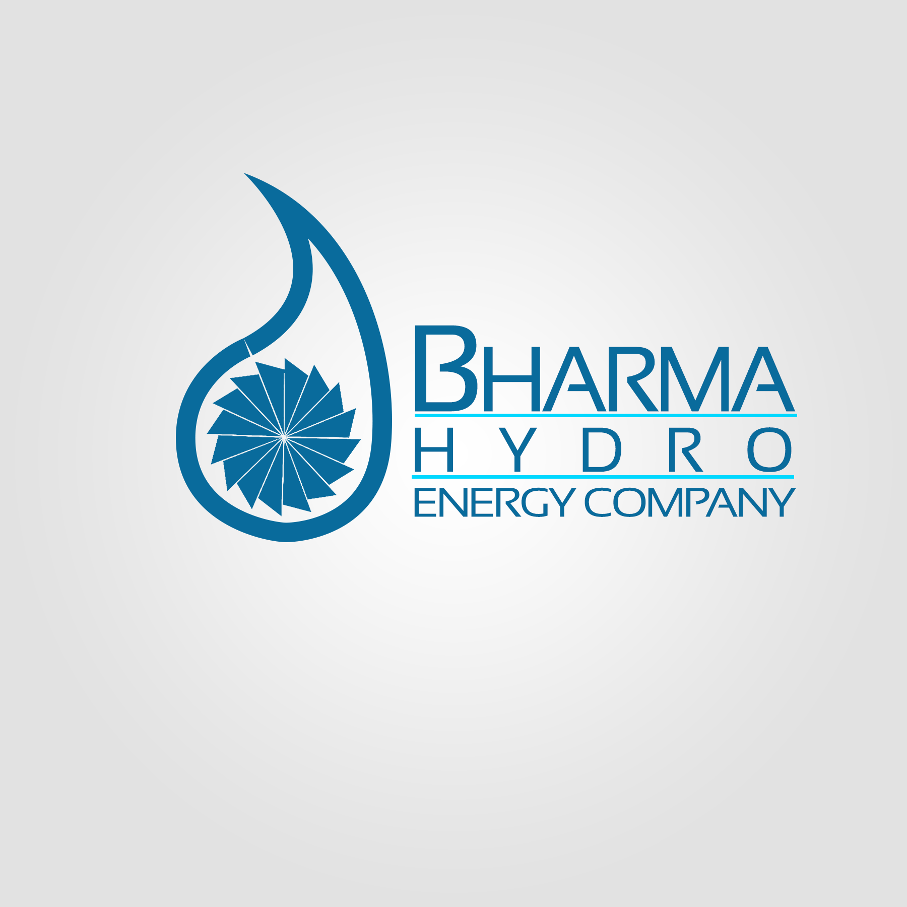 Logo Design by Lemuel Arvin Tanzo - Entry No. 19 in the Logo Design Contest Creative Logo Design for Bharma Hydro.