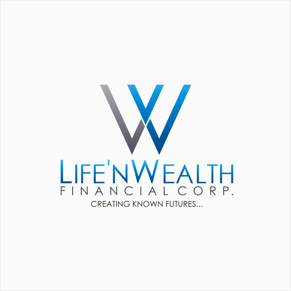 Logo Design by Ddi - Entry No. 46 in the Logo Design Contest Life'nWealth Financial Corp..