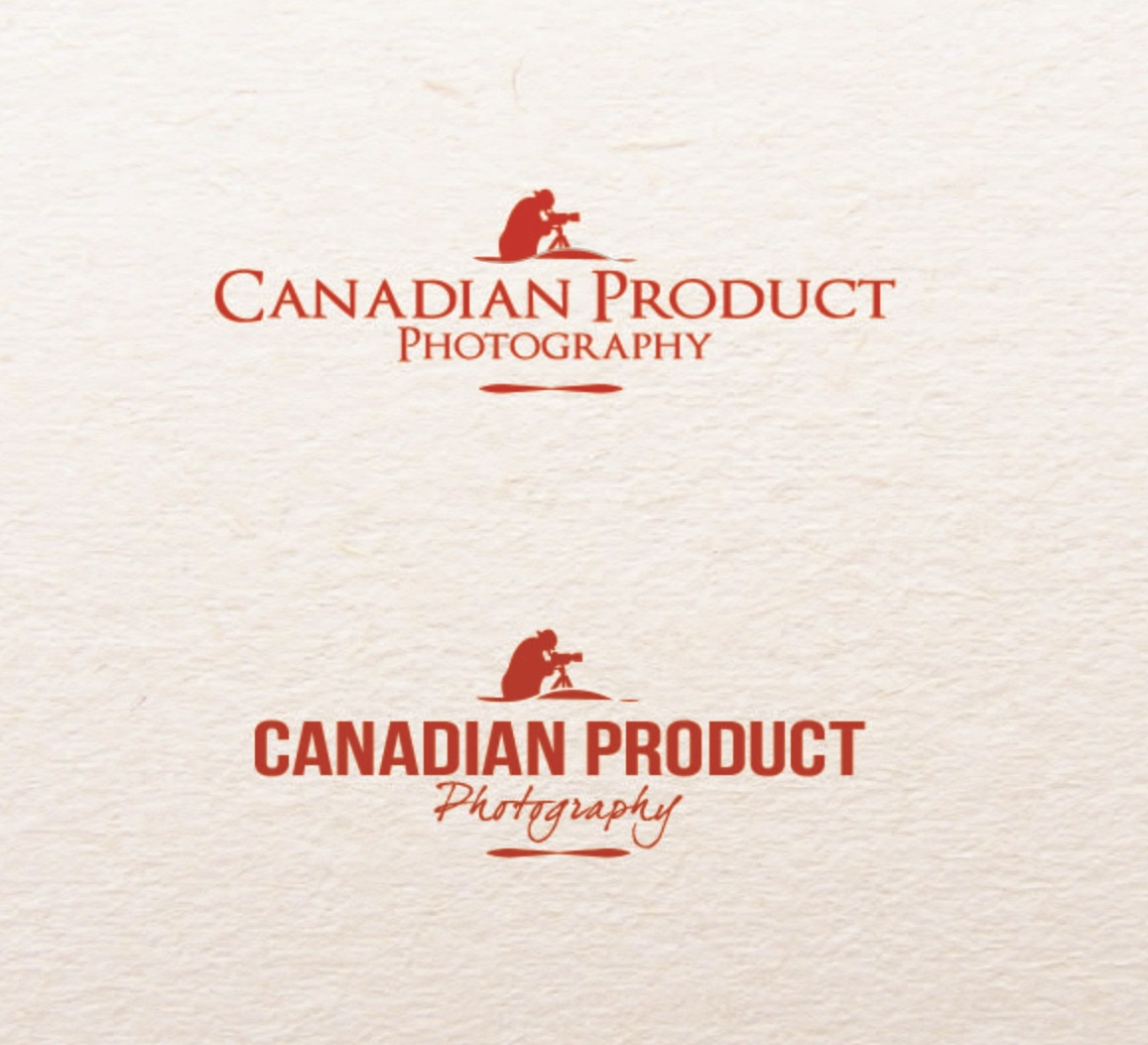 Logo Design by iwyn - Entry No. 14 in the Logo Design Contest Artistic Logo Design for Canadian Product Photography.