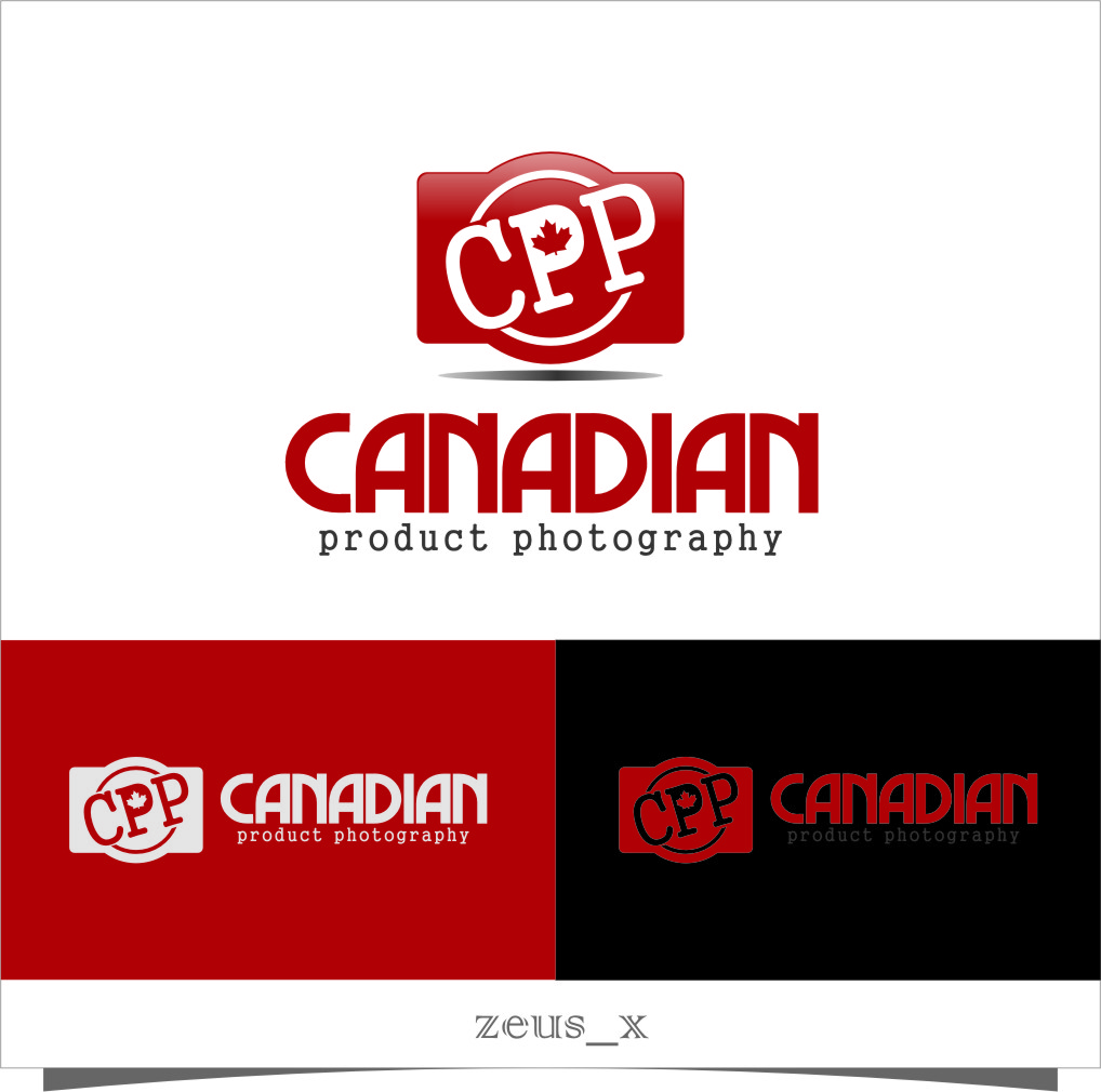 Logo Design by RasYa Muhammad Athaya - Entry No. 19 in the Logo Design Contest Artistic Logo Design for Canadian Product Photography.