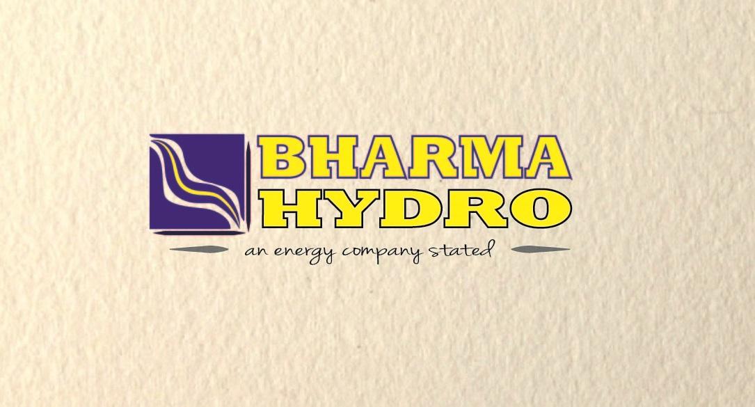 Logo Design by iwyn - Entry No. 24 in the Logo Design Contest Creative Logo Design for Bharma Hydro.