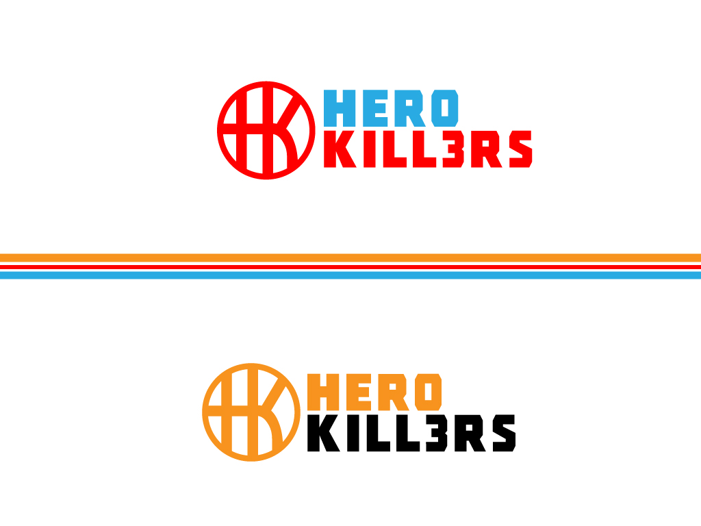 Logo Design by Mehedi Hasan - Entry No. 76 in the Logo Design Contest Fun Logo Design for HeroKill3rs.