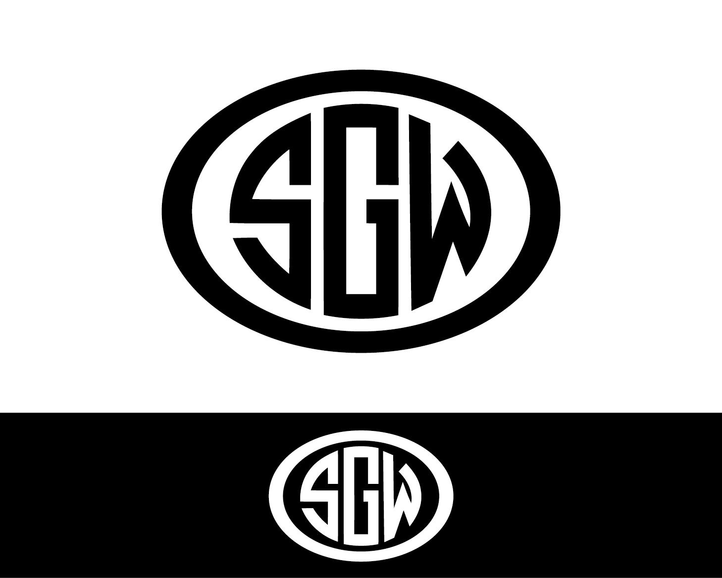 Logo Design by VENTSISLAV KOVACHEV - Entry No. 16 in the Logo Design Contest SGW Books Logo Design.