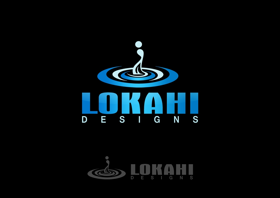 Logo Design by Respati Himawan - Entry No. 18 in the Logo Design Contest Unique Logo Design Wanted for Lokahi Designs.