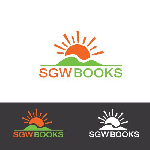 Logo Design by MD ATIQUR RAHMAN - Entry No. 17 in the Logo Design Contest SGW Books Logo Design.