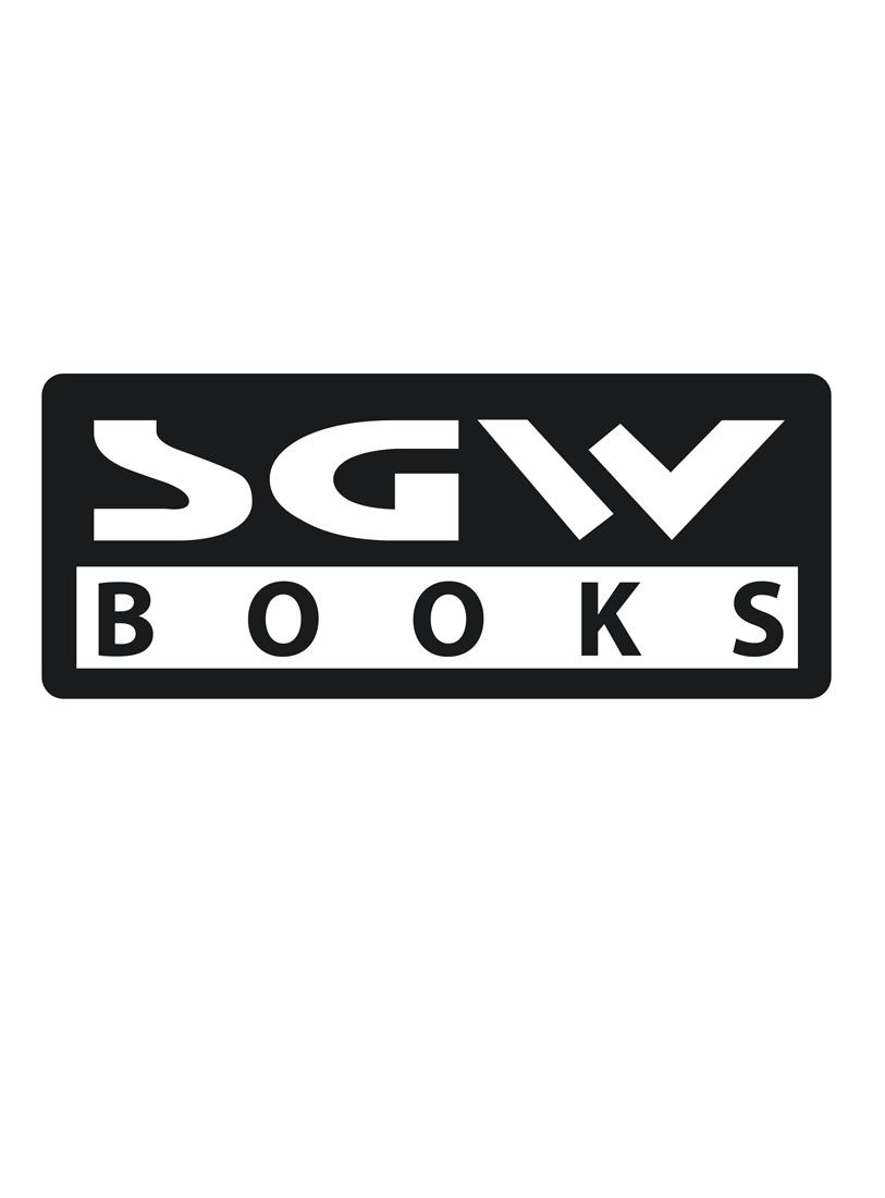 Logo Design by Robert Turla - Entry No. 18 in the Logo Design Contest SGW Books Logo Design.