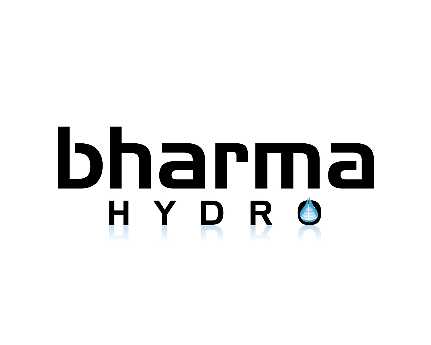 Logo Design by VENTSISLAV KOVACHEV - Entry No. 33 in the Logo Design Contest Creative Logo Design for Bharma Hydro.