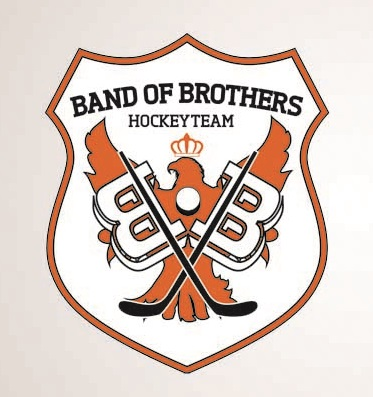 Logo Design by iwyn - Entry No. 18 in the Logo Design Contest Inspiring Logo Design for Band of Brothers.