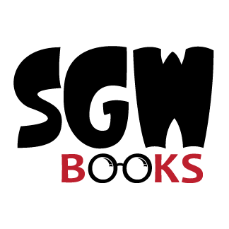 Logo Design by Jocas Gihara - Entry No. 20 in the Logo Design Contest SGW Books Logo Design.