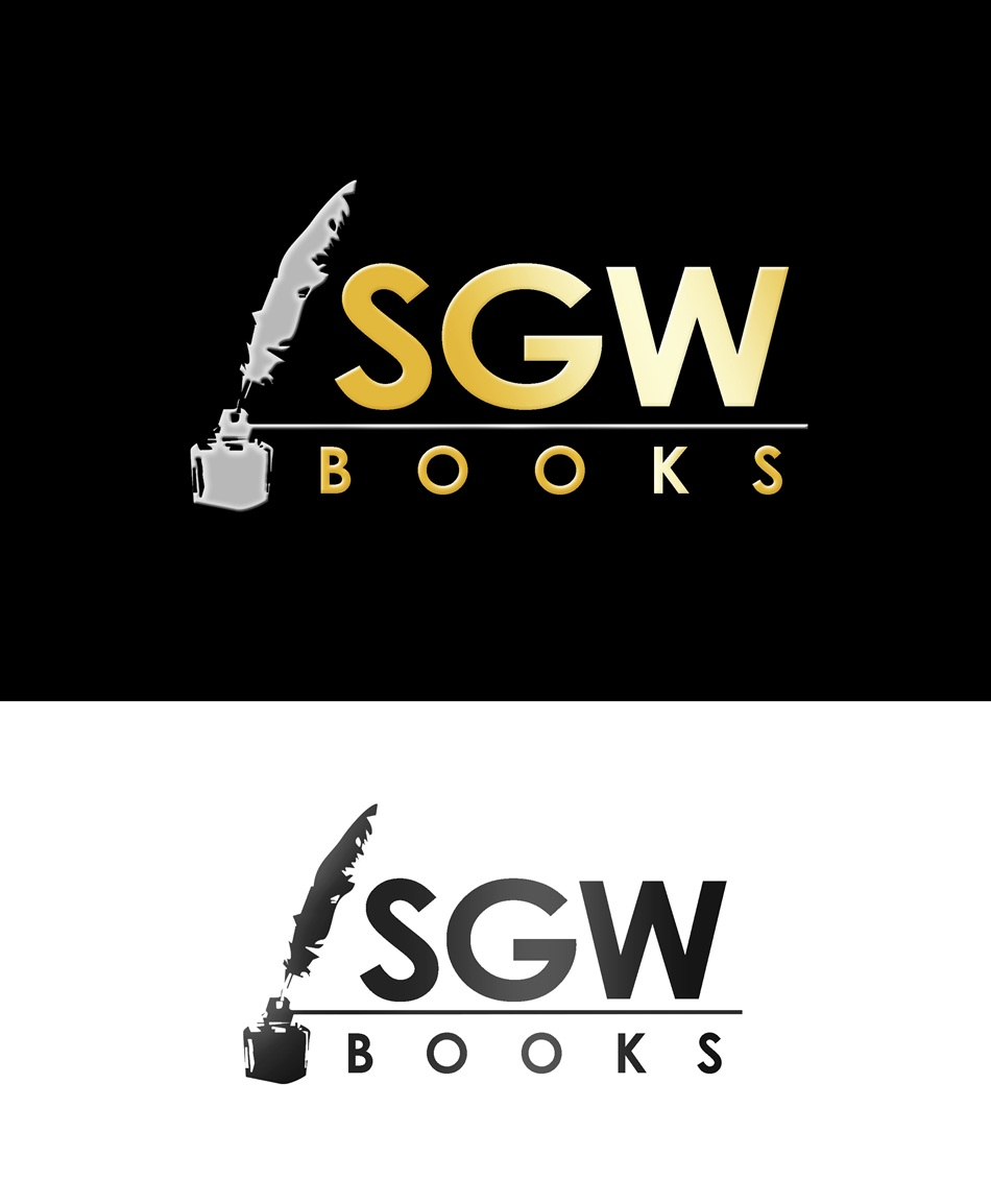 Logo Design by Respati Himawan - Entry No. 21 in the Logo Design Contest SGW Books Logo Design.