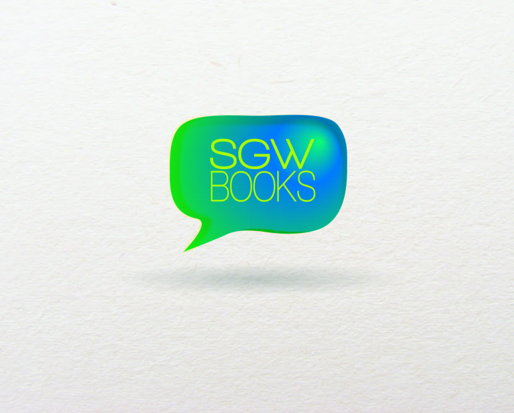 Logo Design by iwyn - Entry No. 23 in the Logo Design Contest SGW Books Logo Design.