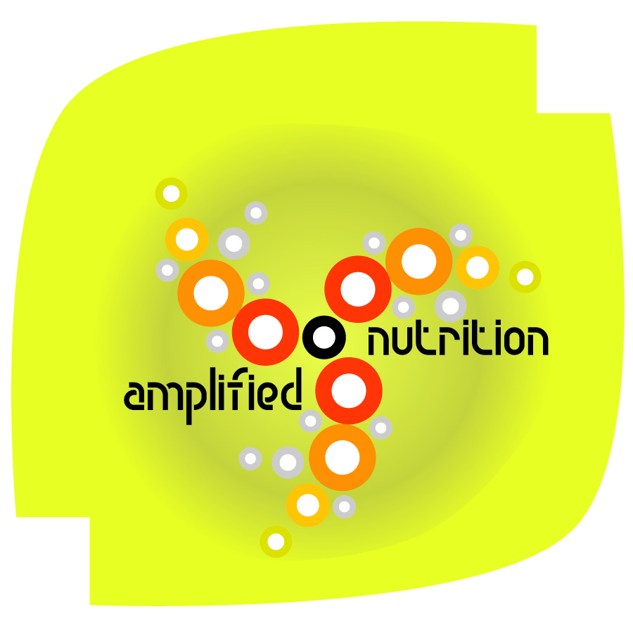 Logo Design by Fatima  - Entry No. 51 in the Logo Design Contest Amplified Nutrition.