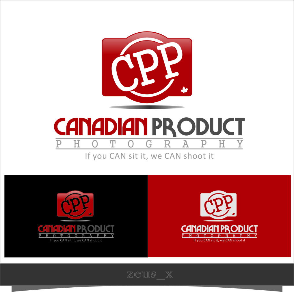 Logo Design by Ngepet_art - Entry No. 29 in the Logo Design Contest Artistic Logo Design for Canadian Product Photography.
