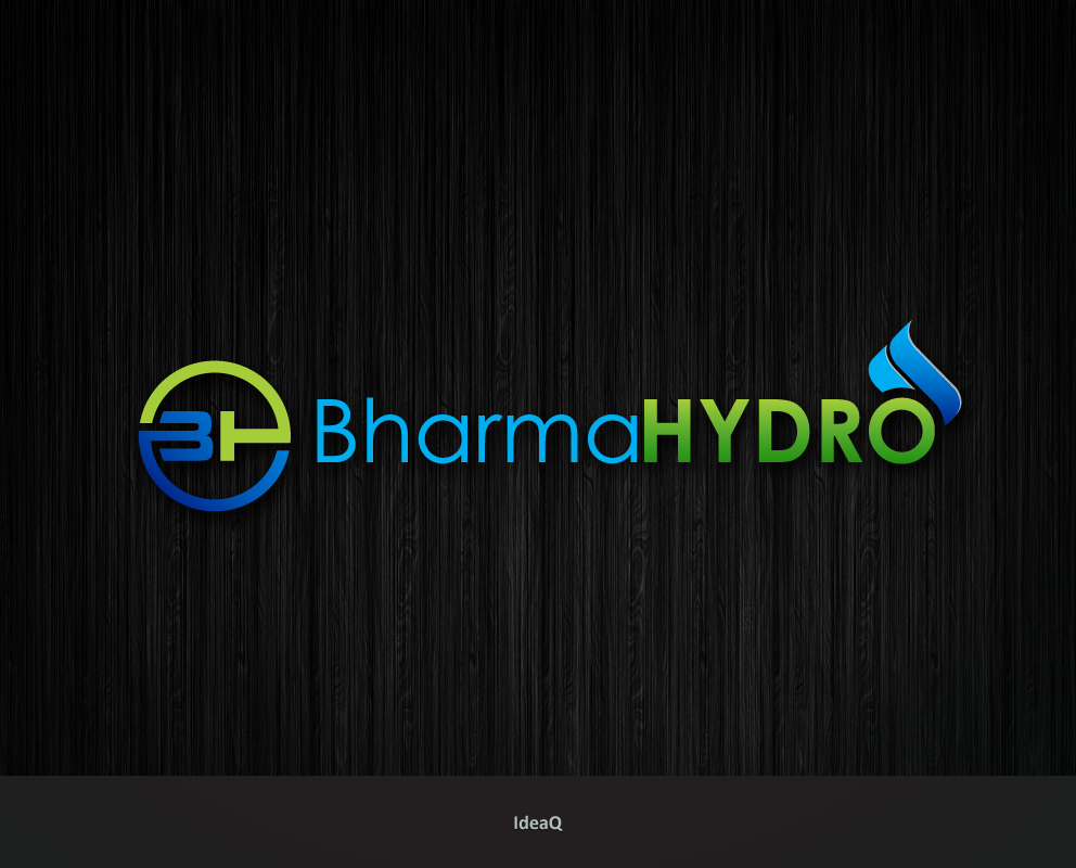 Logo Design by Private User - Entry No. 35 in the Logo Design Contest Creative Logo Design for Bharma Hydro.