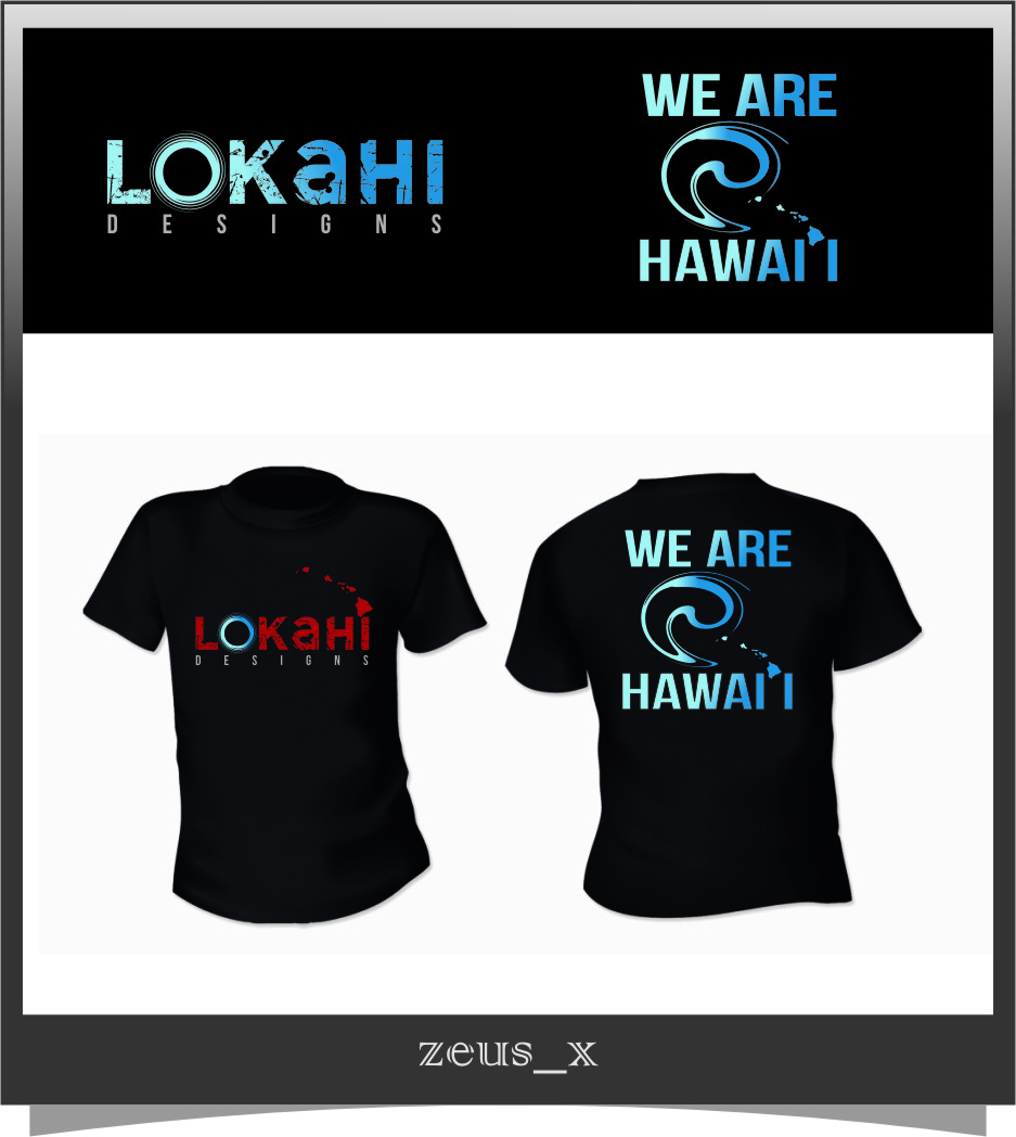 Logo Design by Ngepet_art - Entry No. 23 in the Logo Design Contest Unique Logo Design Wanted for Lokahi Designs.