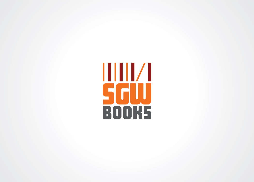 Logo Design by vdhadse - Entry No. 33 in the Logo Design Contest SGW Books Logo Design.