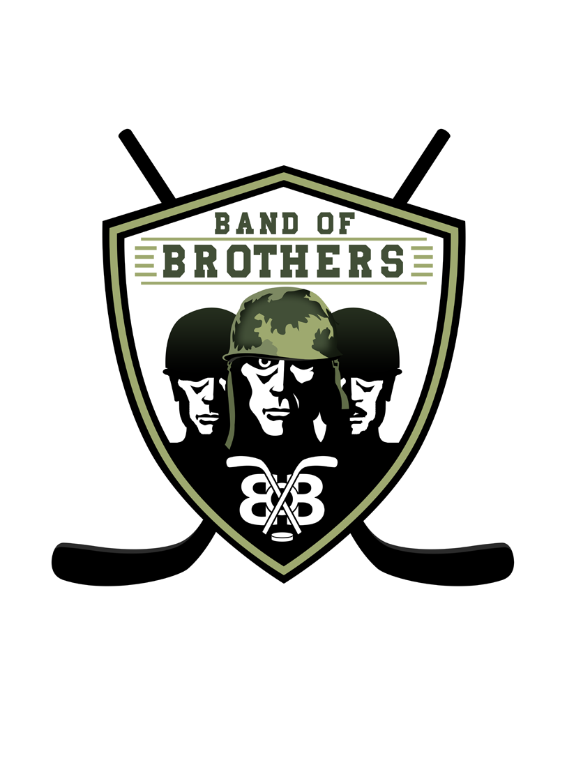 Logo Design by Private User - Entry No. 35 in the Logo Design Contest Inspiring Logo Design for Band of Brothers.
