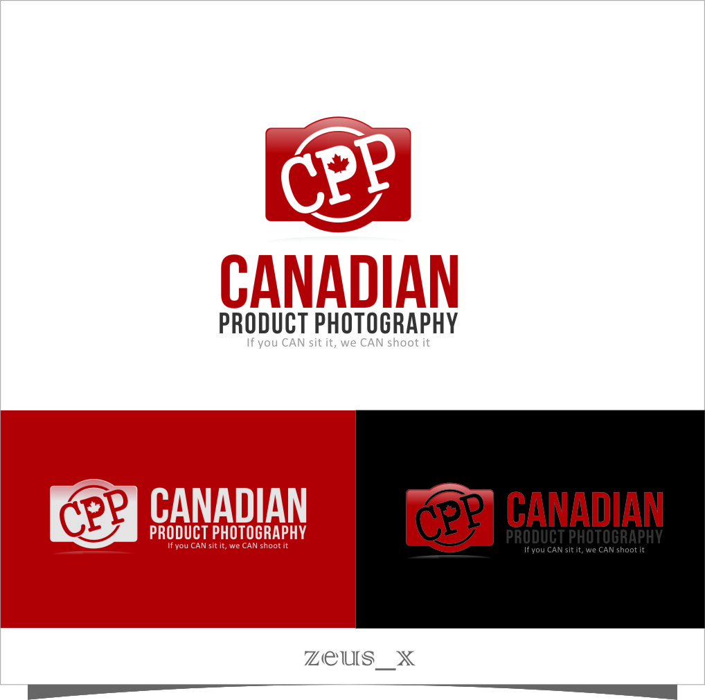 Logo Design by Ngepet_art - Entry No. 32 in the Logo Design Contest Artistic Logo Design for Canadian Product Photography.