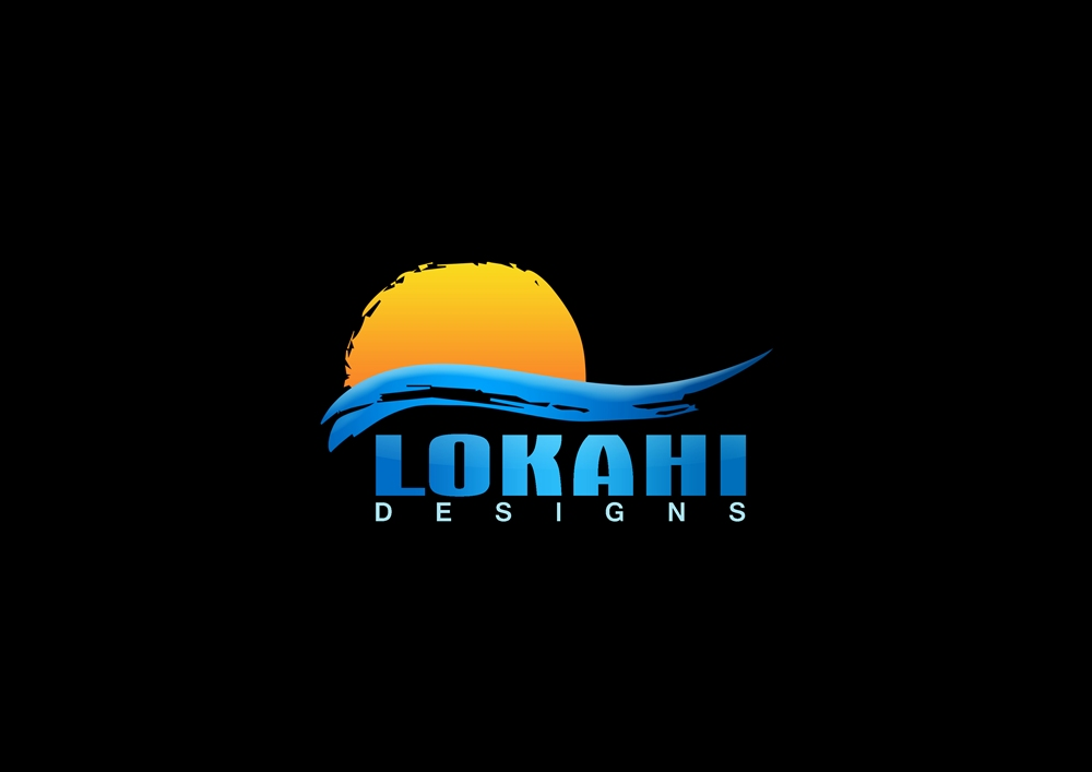 Logo Design by Respati Himawan - Entry No. 28 in the Logo Design Contest Unique Logo Design Wanted for Lokahi Designs.