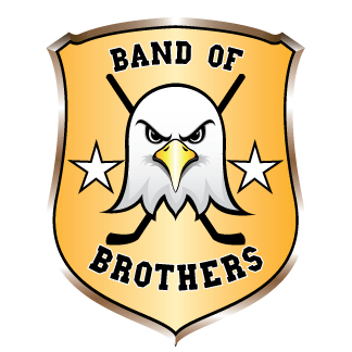 Logo Design by Jocas Gihara - Entry No. 36 in the Logo Design Contest Inspiring Logo Design for Band of Brothers.
